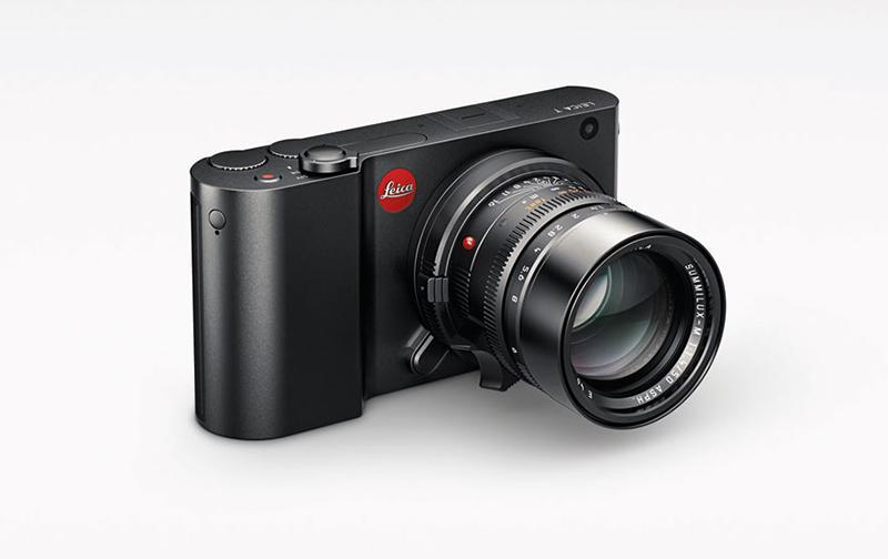 Med en M-adapter kan Leica T bruke alle M-objektivene.