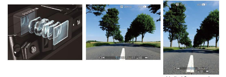 X30 viewfinder