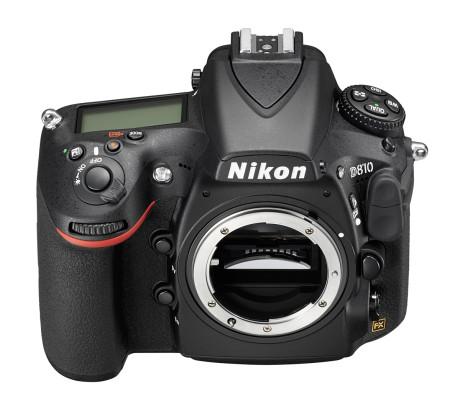 Nær perfekt ergonomi for et så stort kamera.