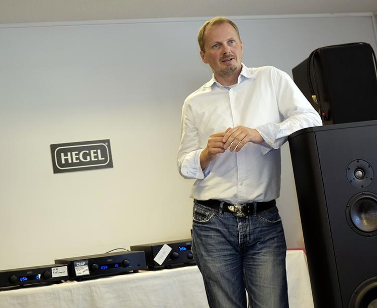 Hegel H launch