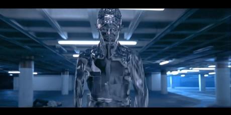 Prosessen er inspirert av T-1000 i Terminator 2.