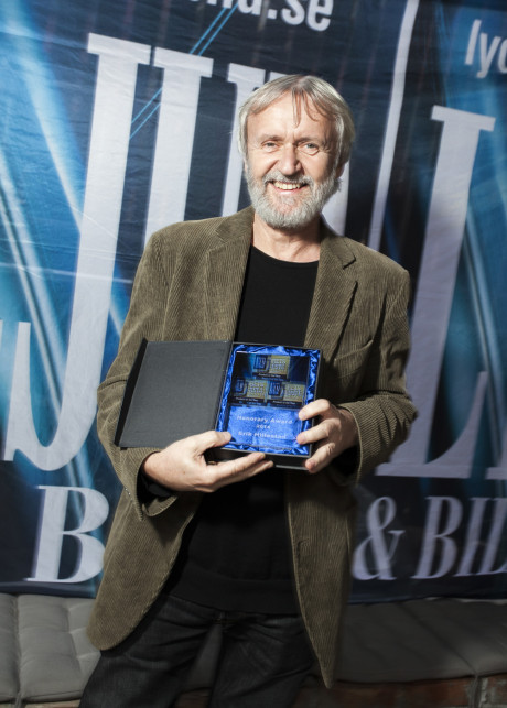 Sist men ikke minst, Årets hederspris gikk til Erik Hillestad fra Kirkelig Kulturverksted. Vel fortjent!