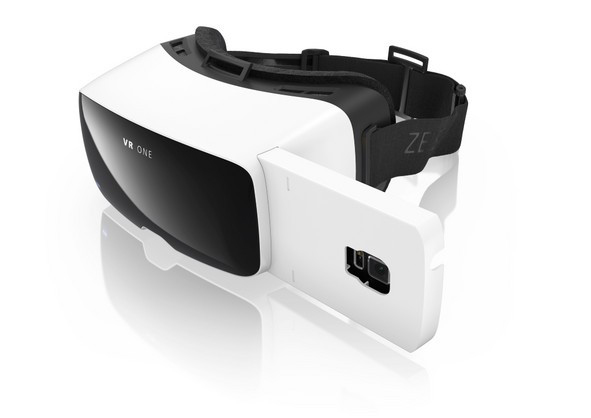 Zeiss VR One front