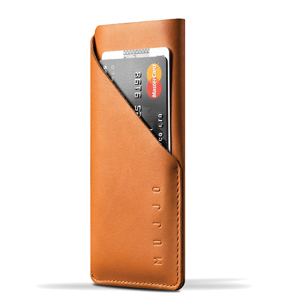 Leather Wallet Sleeve for iPhone 6