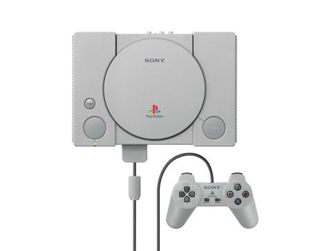 Den originale PlayStation fra 1993.