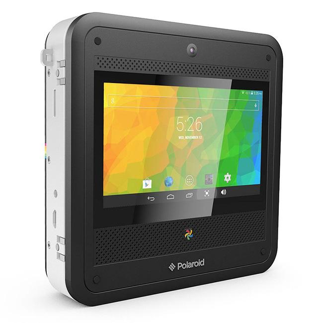Polaroid Socialmatic screen