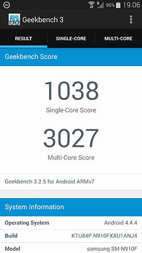 SamsungGalaxyNote4_Geekbench