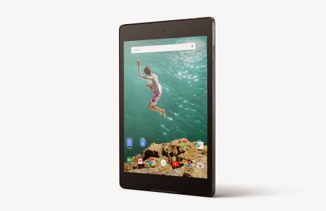 iPad_HTC_Google_Nexus_9_skjerm