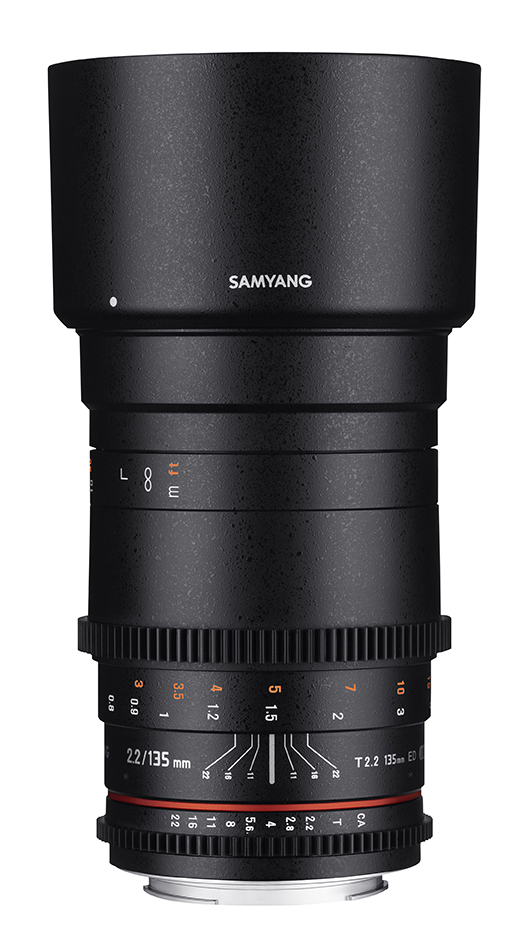 135mm T2.2 - 1 front