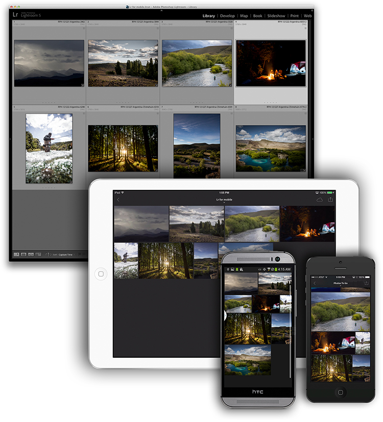 Lightroom Mobile for Android - 2