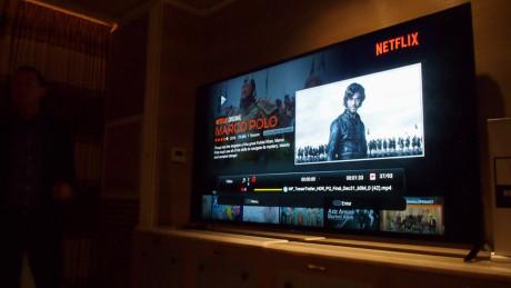 Netflix kunngjorde på CES at de vil lansere nytt innhold i HDR kvalitet i løpet av 2015.