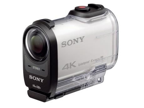 Action-huset lar deg ta kameraet ned til 10 meter under vannoverflaten.