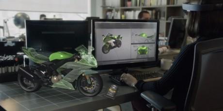 Vi forventer å se Windows-hologrammer i levende live.
