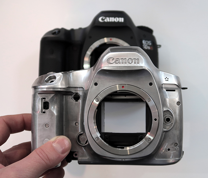 EOS 5Ds chassis