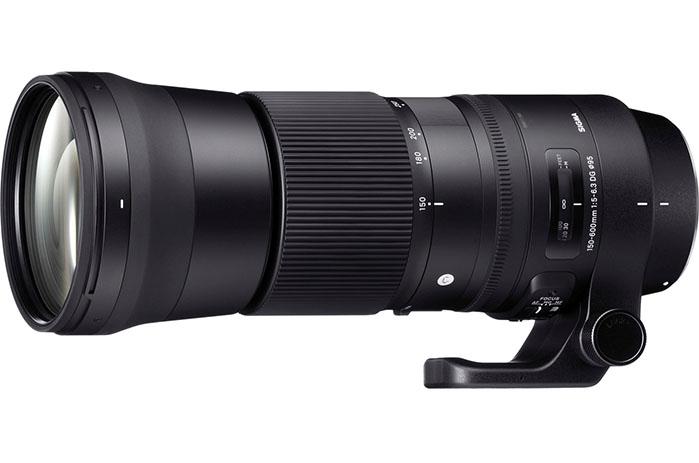 Sigma 150-600mm F5-6 3 C DG OS HSM