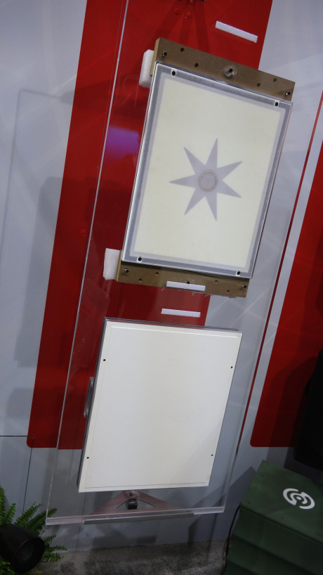 SpeakerCraft har også en høyttalermodell som kan sparkles over. Da snakker vi usynlig lyd!