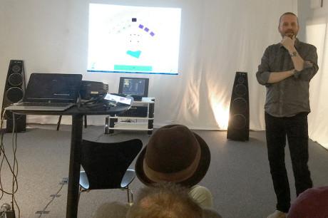 Morten Lindberg fra 2L forklarer hvordan de tar opp og produserer musikken sin, og at de er helt klare for MQA.