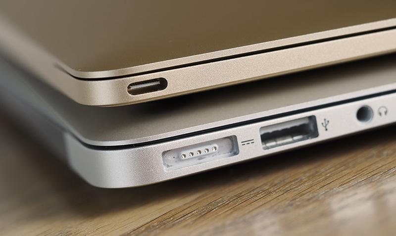 Apples Magsafe-ladekontakt er forlatt på 12-tommeren til fordel for USB-C
