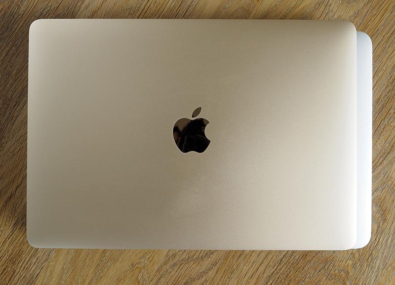 11-tommers MacBook Air underst