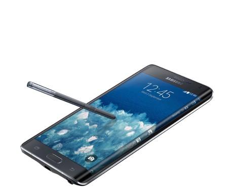 Samsung Galaxy Note Edge black 2