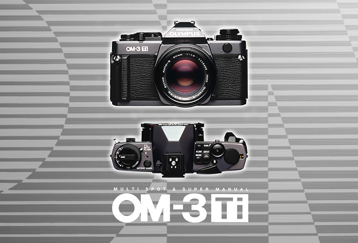 Olympus OM-3-Ti fra 1994