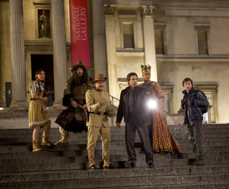 NIGHT AT THE MUSEUM 3 TM and © 2014 Twentieth Century Fox Film Corporation. All Rights Reserved. Not for sale or duplication.