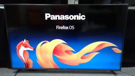 Panasonic 55CX700 Firefox1