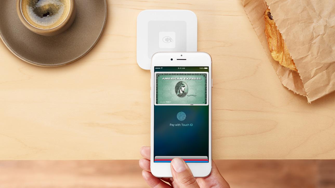 iOS9 Apple Pay