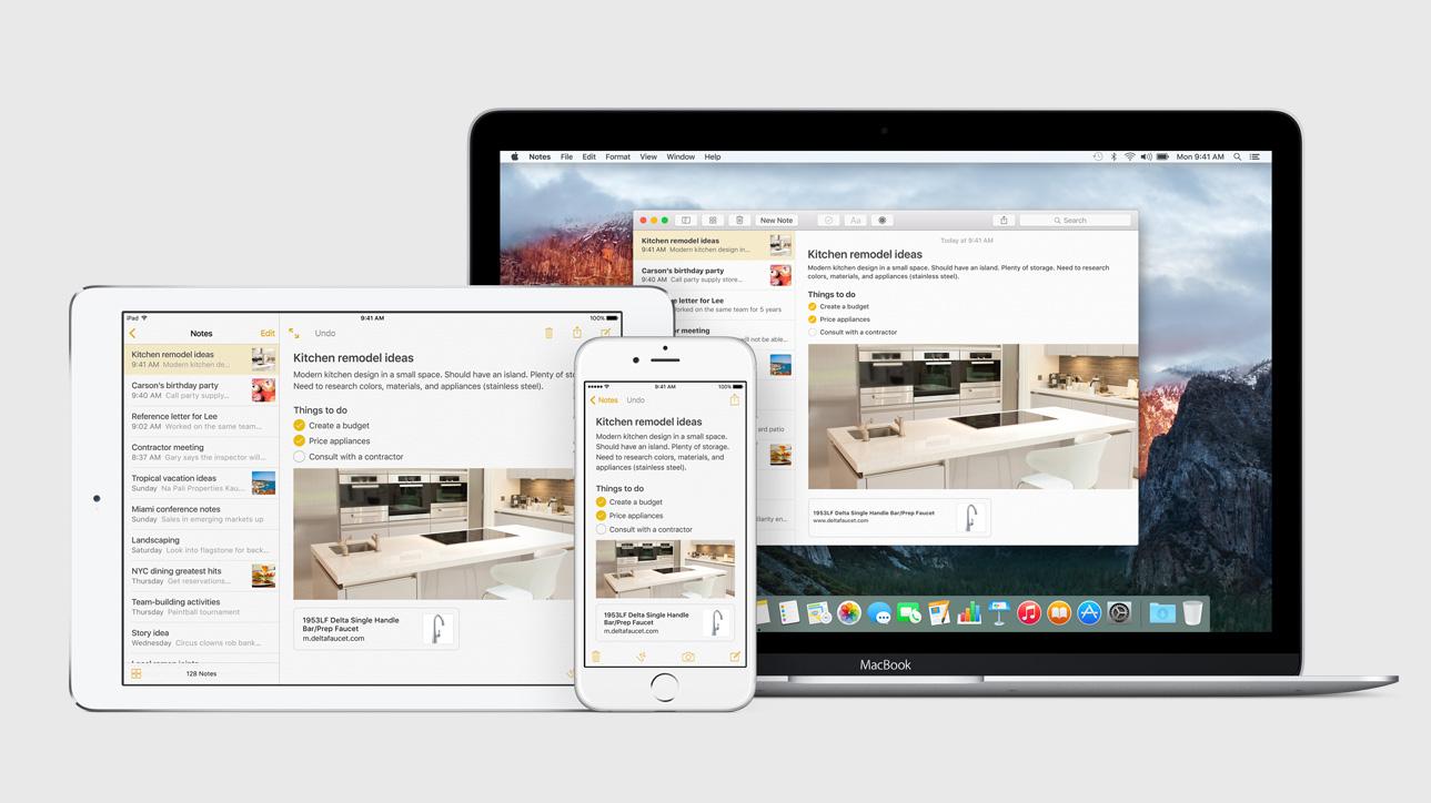 iOS9 Notes
