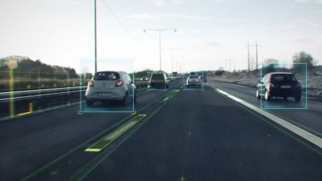 Autonomous drive technology – detection on the road