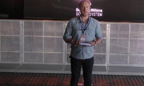 En representant fra Øyafestivalen er stolt over samarbeidet med Hi-Fi Klubben.