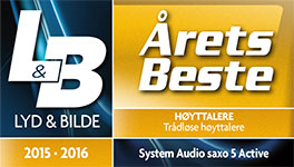 System-Audio-saxo-5-Active