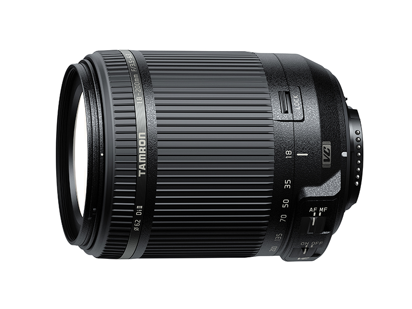 Tamron 18-200 Di II VC Nikon