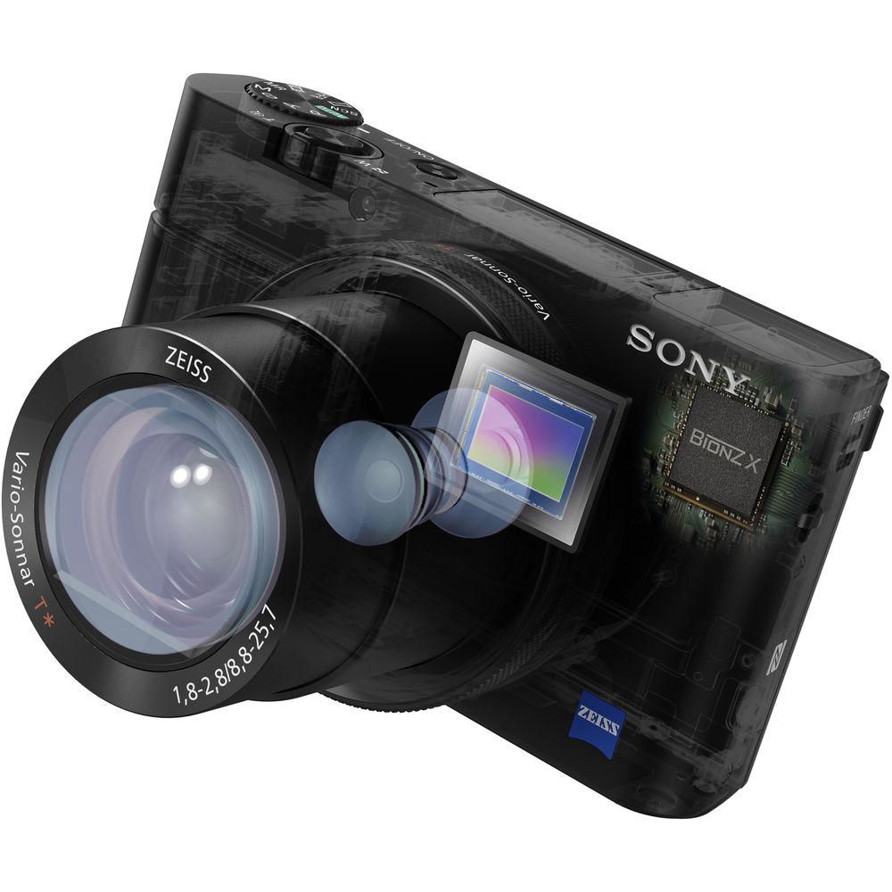 Sonys nye 20 Mp bildebrikke.