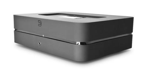POWERNODE 2 strømmer musikken trådløst og har en oppgitt forsterkerkraft på 2 x 60 watt.