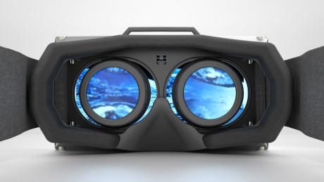Med Virtual Reality hodesettene er det mobilen som er skjermen. Da er det plutselig et poeng med høyere skjermoppløsning.