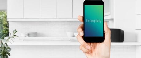 Trueplay bygges inn i Sonos-appen.