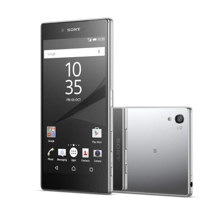Sony Xperia Z5 Premium er den første mobiltelefonen på markedet med 4K skjermoppløsning.