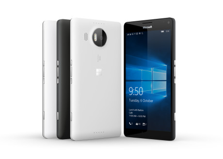 Microsoft Lumia 950 XL. Foto: Microsoft