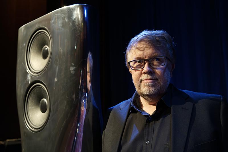Hi-Fi-Sjefen med stor S: Geir Tømmervik.