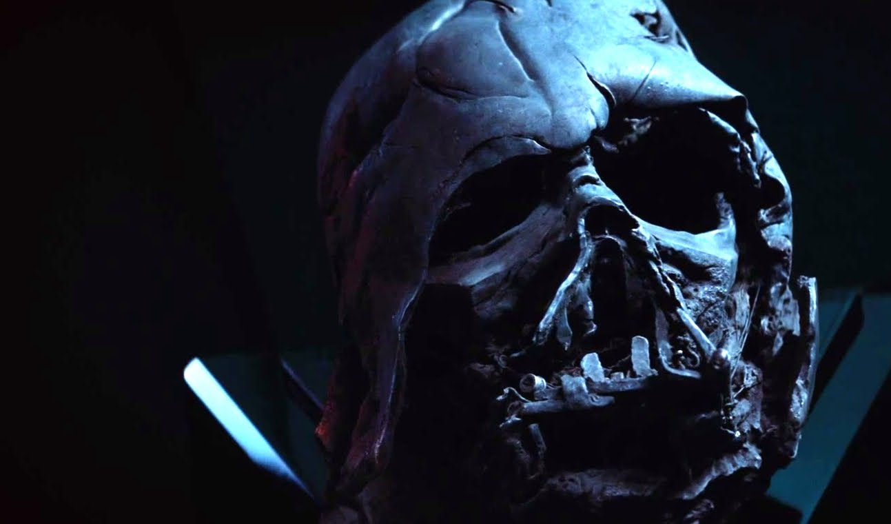 Star Wars Force Awakens - Darth Vader