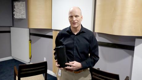 Allan Devantier, direktør hos Samsung Research America, er meget godt fornøyd med den nye R-serien med trådløse multiromhøyttalere.