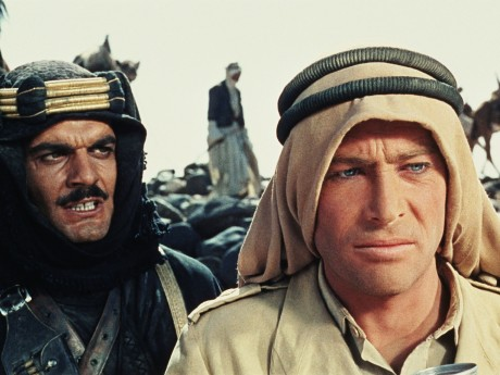 Lawrence of Arabia fra 1962 er remastret for 4K med de originale 70 mm filmrullene som utgangspunkt.