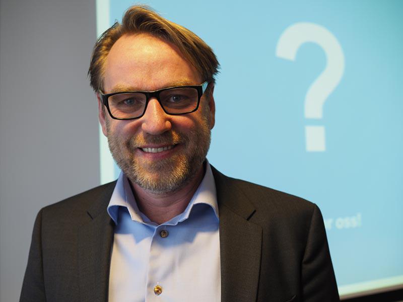 Bjørn Mangset, leder i Fotorådet