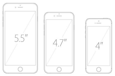Introduksjonen av iPhone 5SE vil bety at Apple får en liten mobil i familen igjen (Foto: Apple)