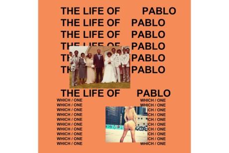 """Omslagsbilde til albumet """"Life of Pablo"""""""
