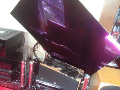 tv falt ned