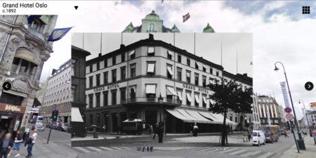 Grand Hotel så enda mer majestetisk ut i 1892.