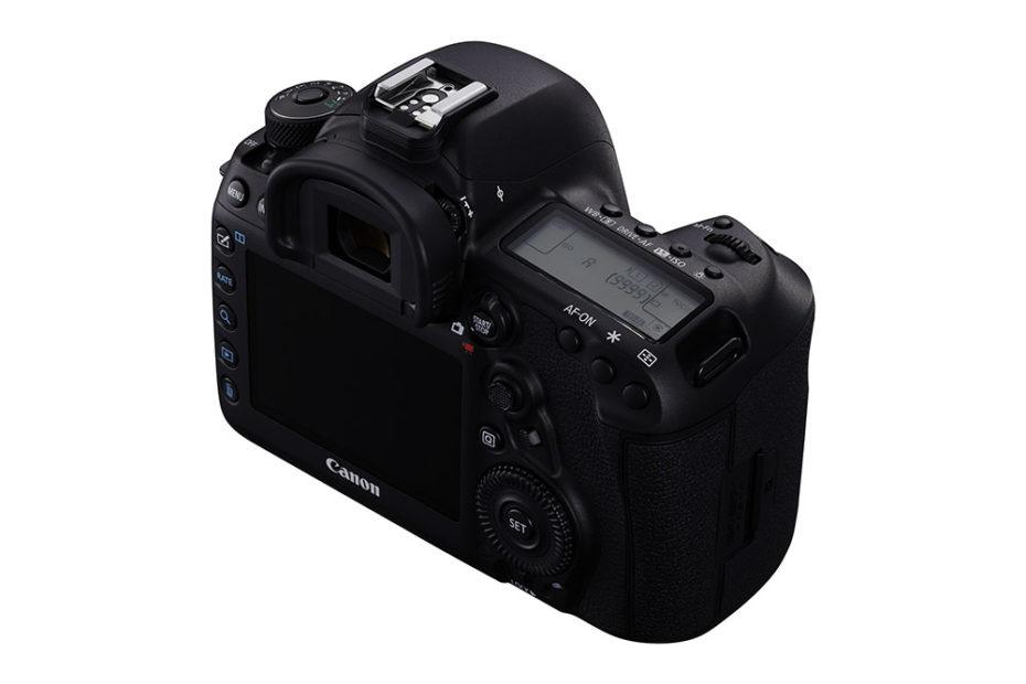 (Foto: Produsenten) Klassisk Canon-layout