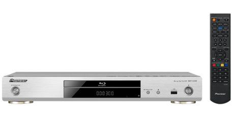 Ønsker du en matchende Blu-ray-spiller, finnes BDP-X300 til 3.995 kroner. Foto: Pioneer